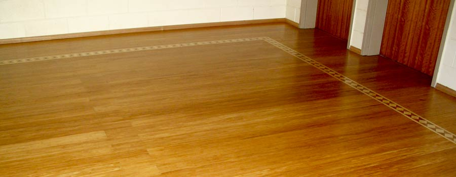Natural Fibrestrand Woven Bamboo Flooring by Bamboo Refined, Gympie.