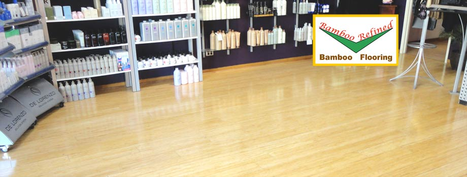 Bamboo Flooring from Bamboo Refined